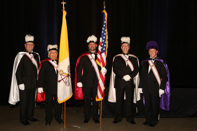 Knights of Columbus Color Guard