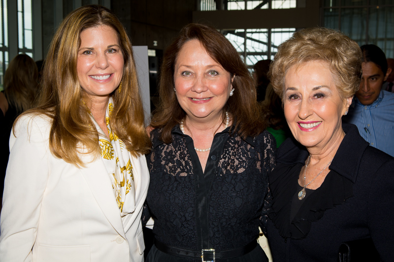 Special Guest Texas First Lady Cecilia Abbott at Reception