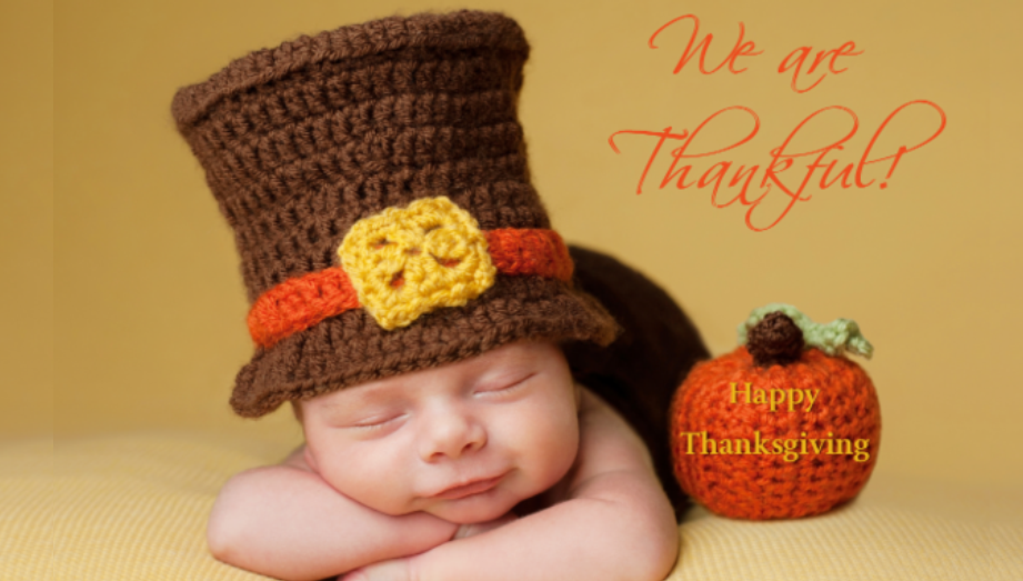 Happy Thanksgiving from the CPLC!