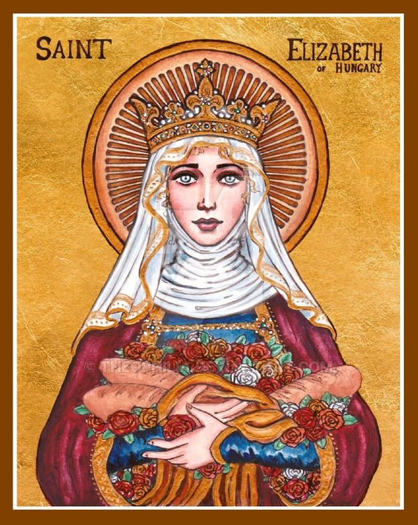 St. Elizabeth of Hungary